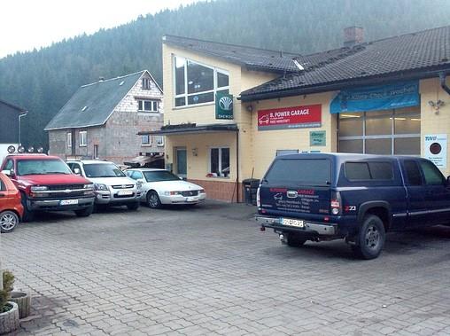 KFZ Werkstatt, B POWER GARAGE, Gebrauchtwagenhandel