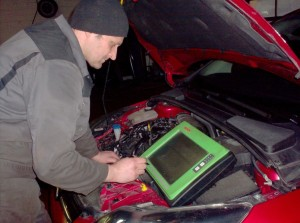 Autotuning, Motorarbeit, Mechaniker